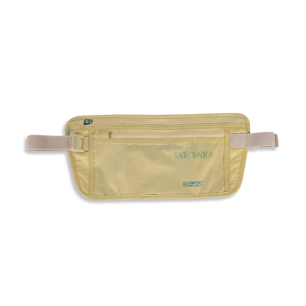 Tatonka Skin Money Belt RFID