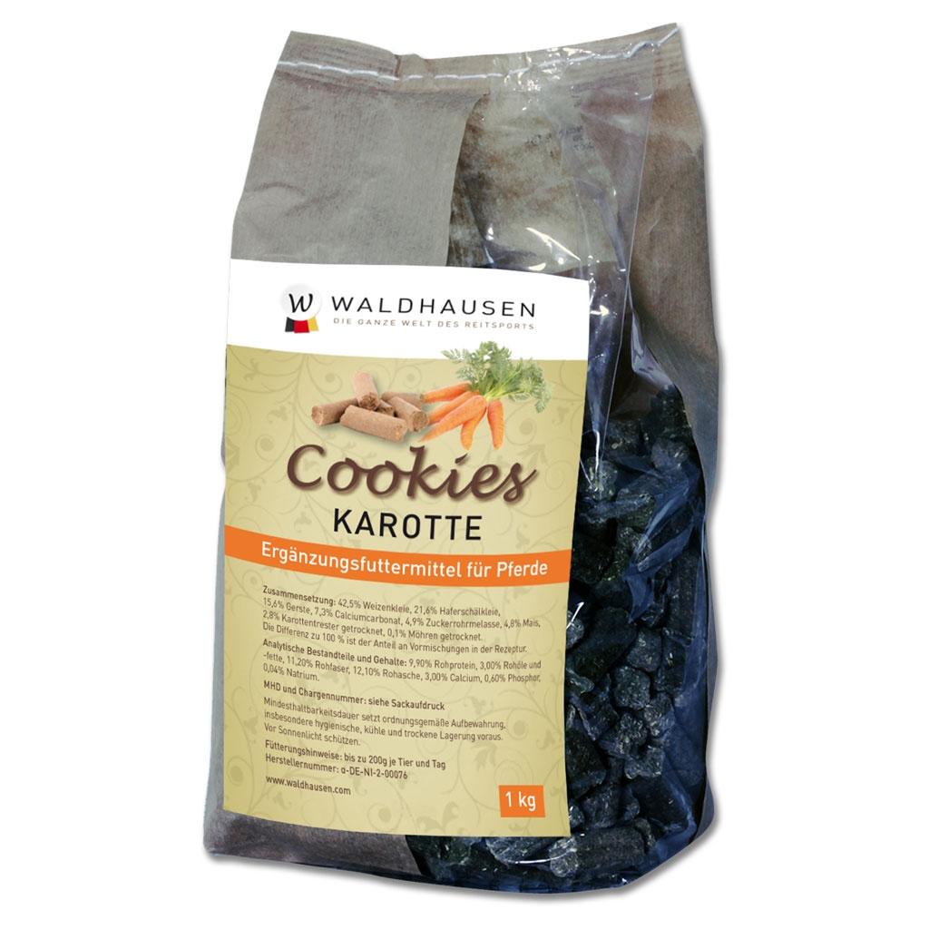 Waldhausen Cookies Karotten 1 kg