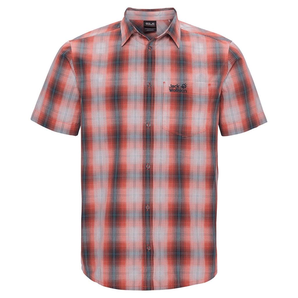 Jack Wolfskin Hot Chili Shirt Men Hemd