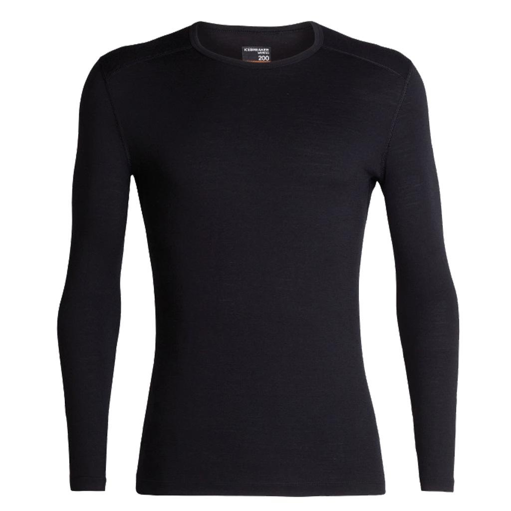Icebreaker Oasis 200 LS Crewe Shirt Men