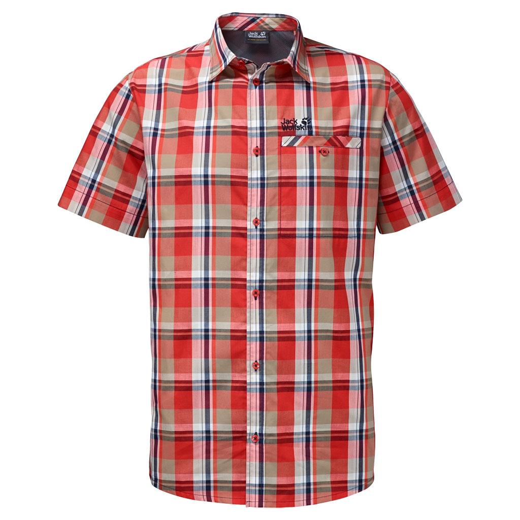Jack Wolfskin Fairford Shirt Men
