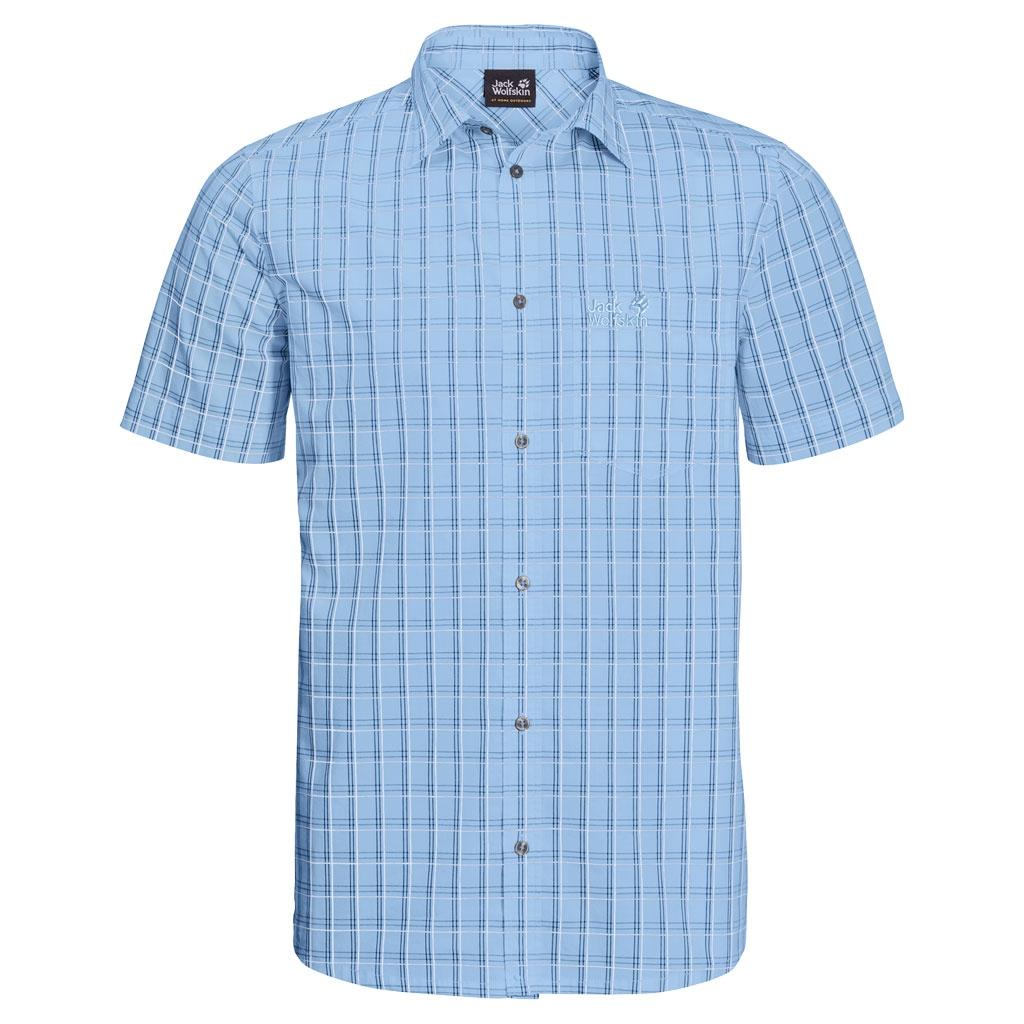 Jack Wolfskin Hot Springs Shirt Hemd
