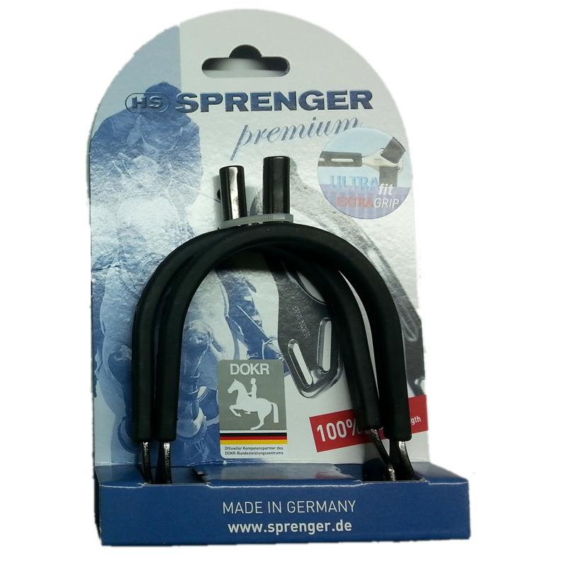 Sprenger Extra Grip Sporen BLACK SERIES