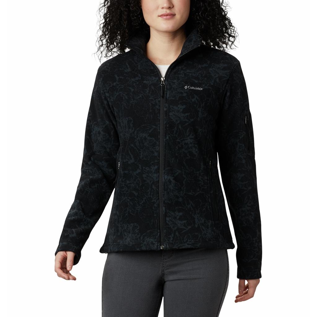 Columbia Fast Trek Printed Jacket Women