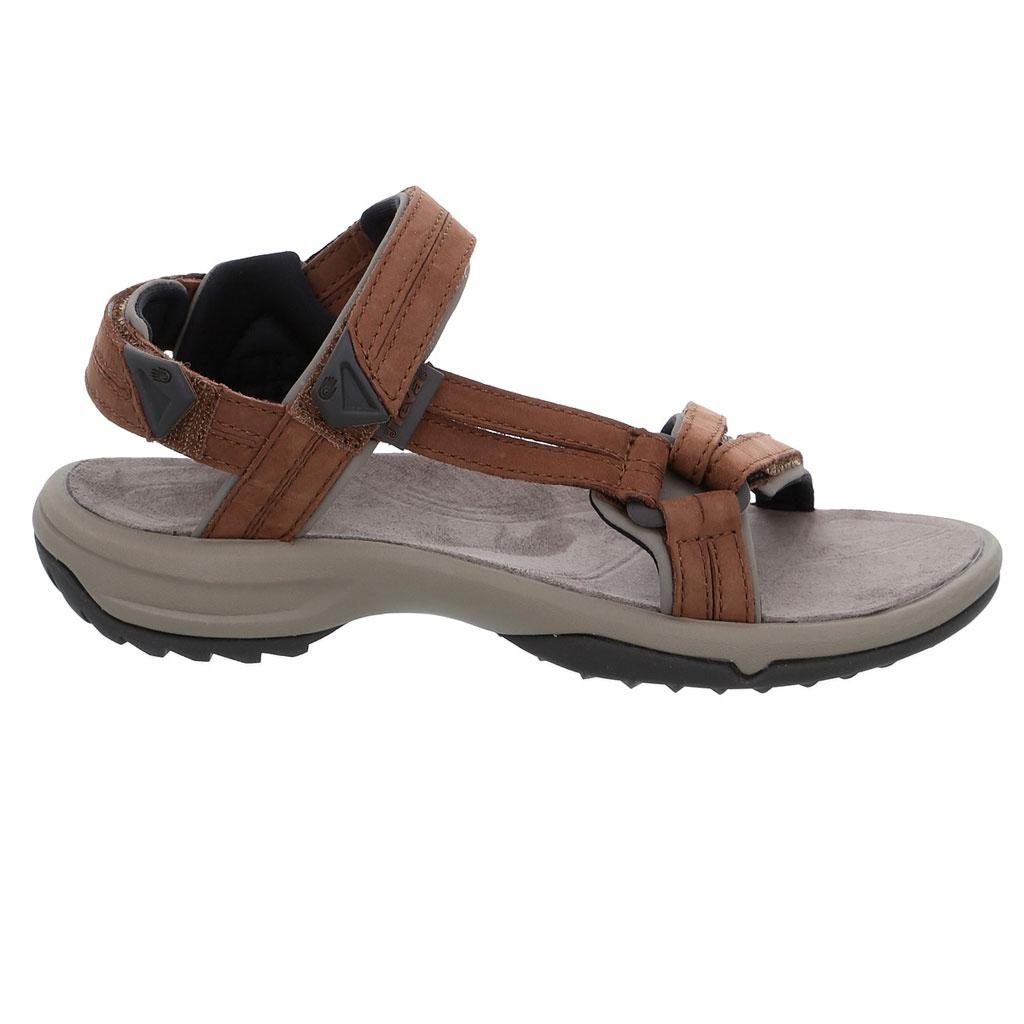 Teva Terra Fi Lite Leather Women Sandale