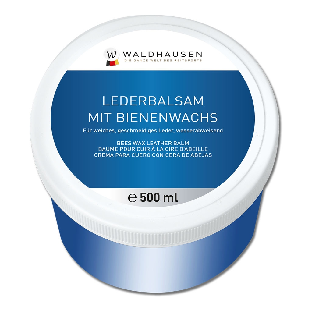 Waldhausen Bienenwachs Lederbalsam 500ml